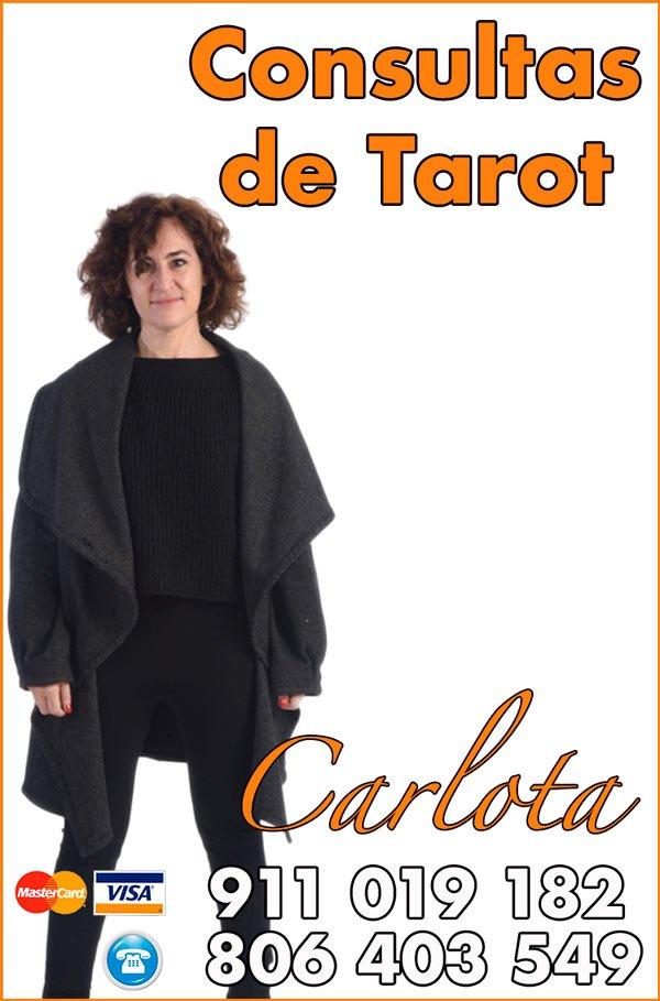 Carlota consultas de Tarot