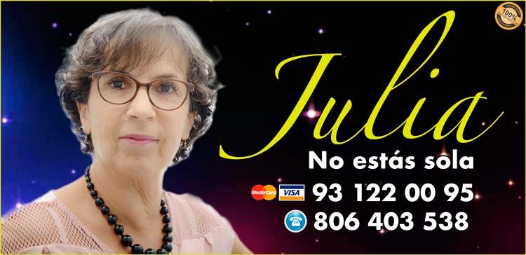 Julia - tarot del amor