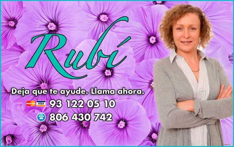 Rubi - tarot del amor