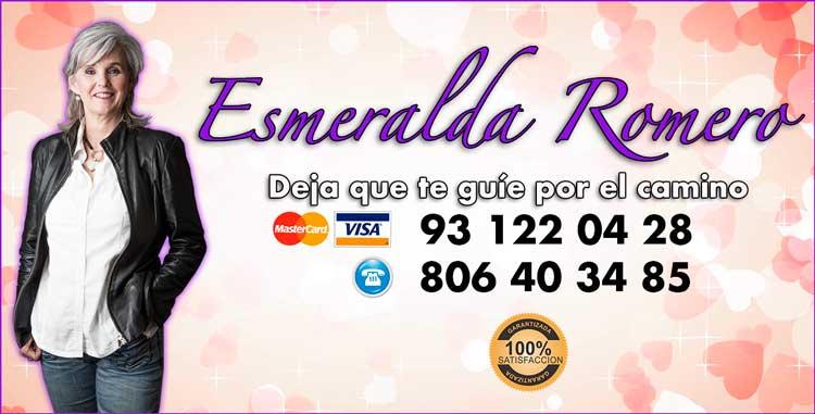 esmeralda Romero - tarot del amor