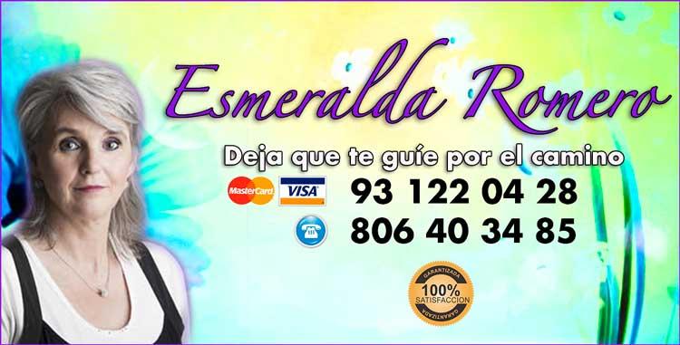 esmeralda Romero - tarot del trabajo